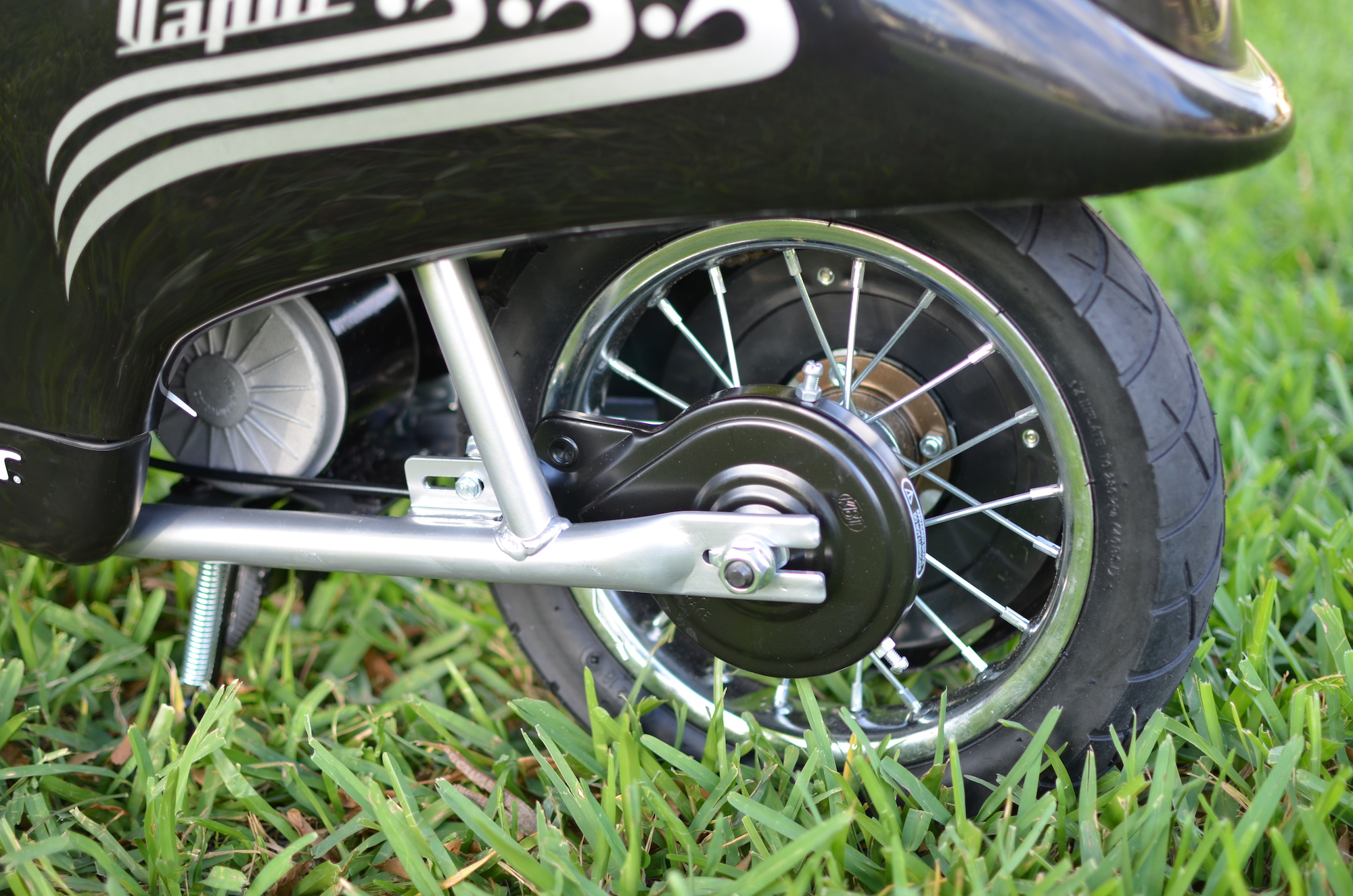 Review: Razor MX350 electric dirt bike and Pocket Mod
