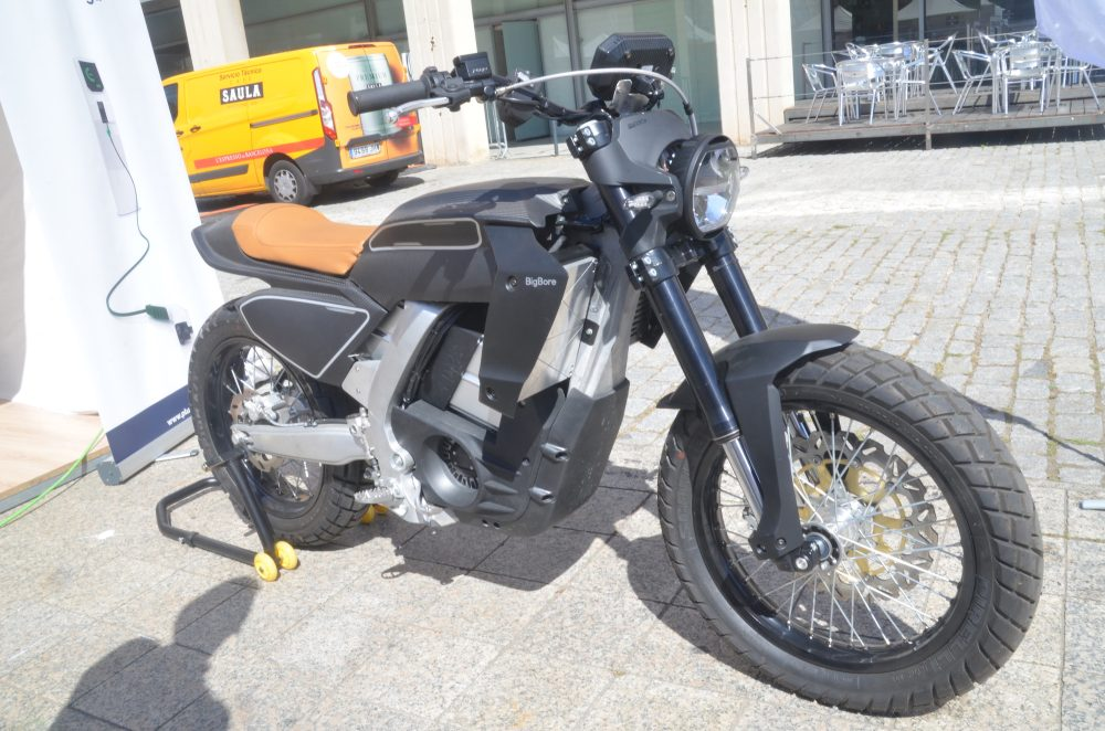 Here are the top 5 electric motorcycles and scooters from the Barcelona Motor Show