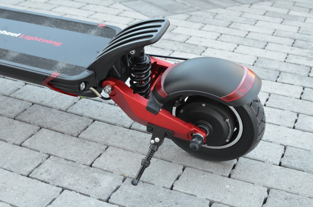 turbowheel lightning electric scooter