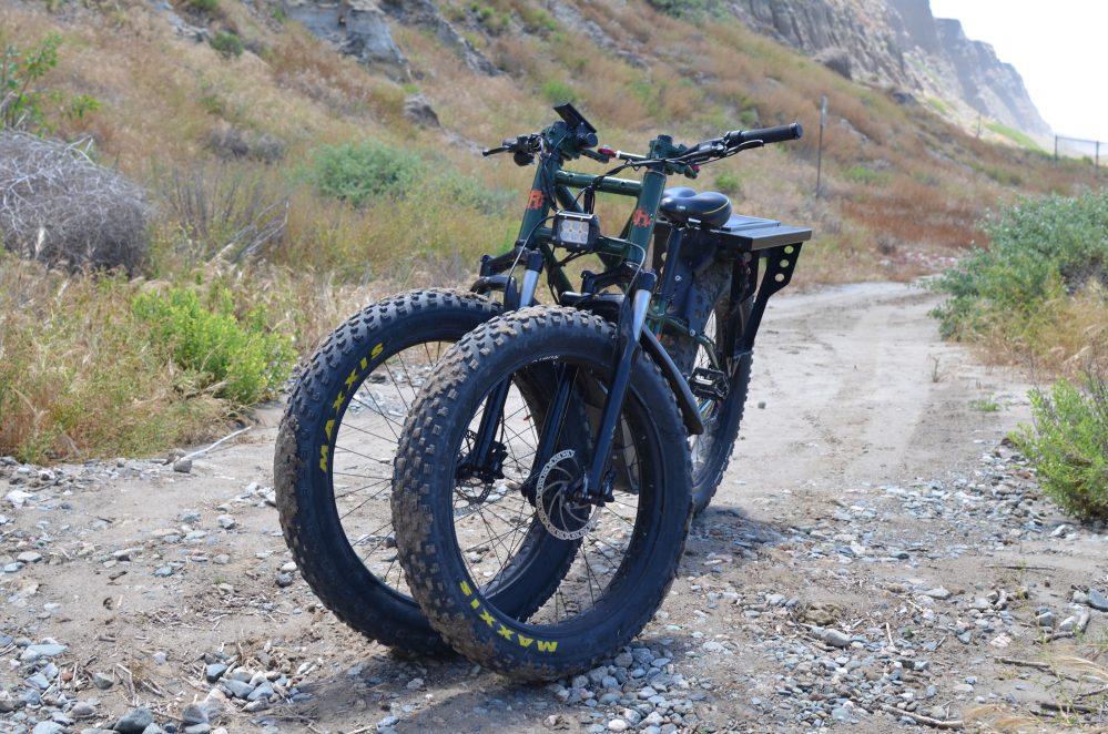rungu electric bike