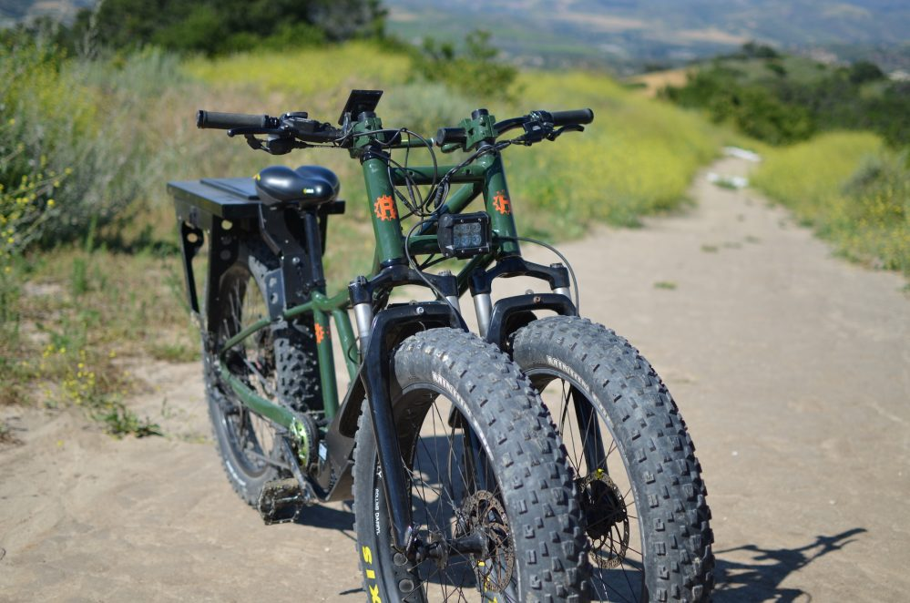 rungu electric bike