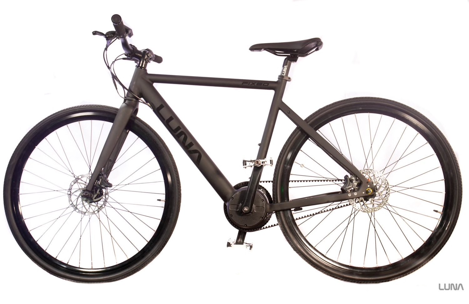 Luna's new fixie offers hipsters a shockingly affordable stealth electric bike