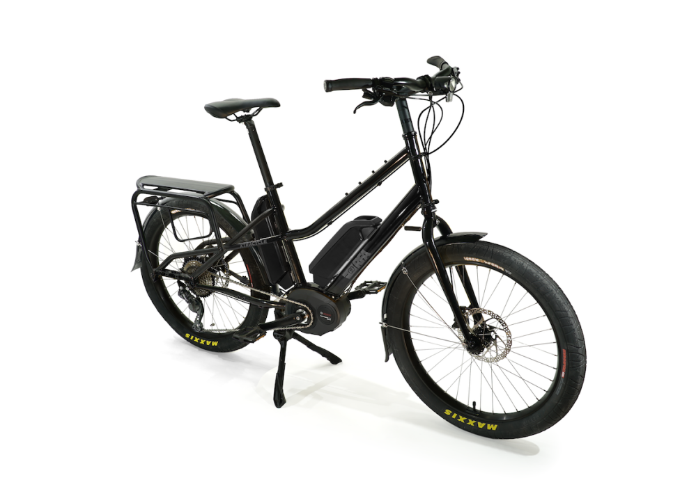 xtracycle RFA electric cargo bike