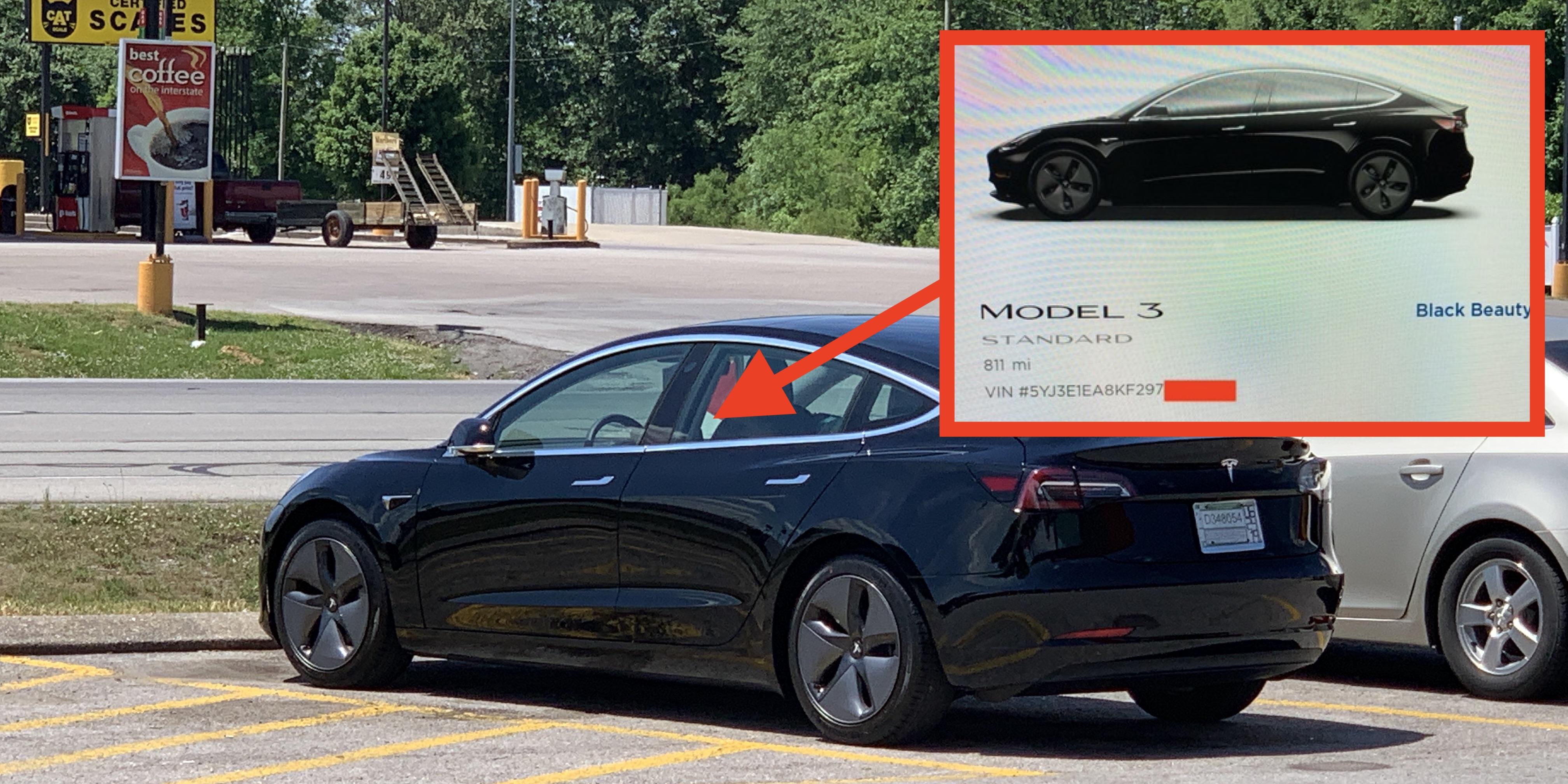 Tesla starts delivering 'Standard Range' Model 3 at ...