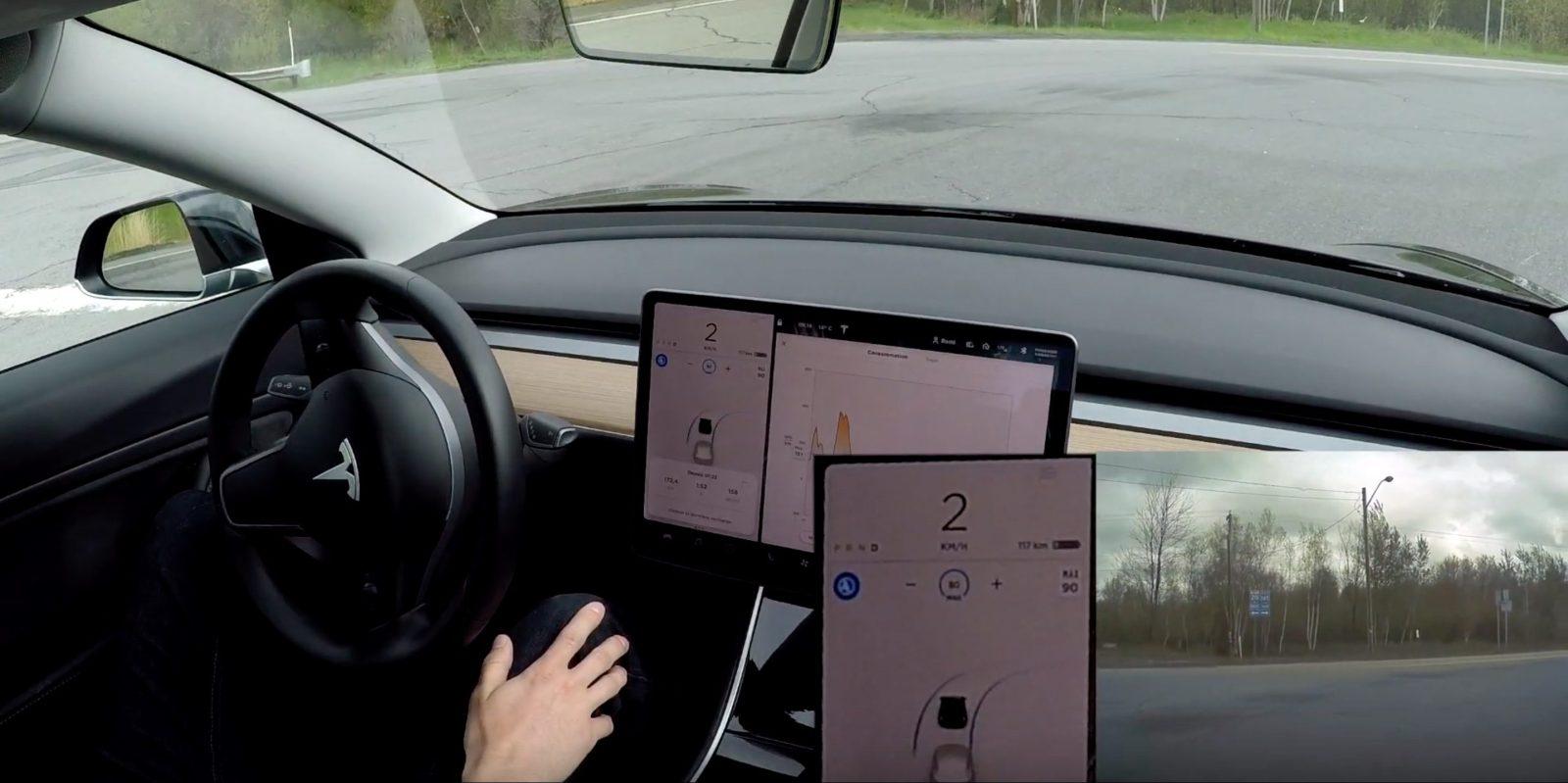 Tesla Autopilot - Electrek