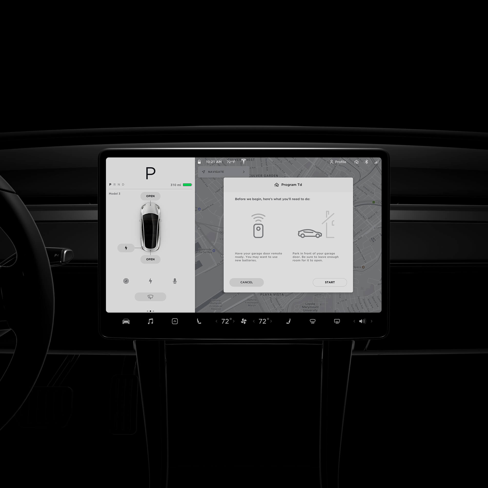 Tesla Removes Homelink From Standard Model 3 Features, Now
