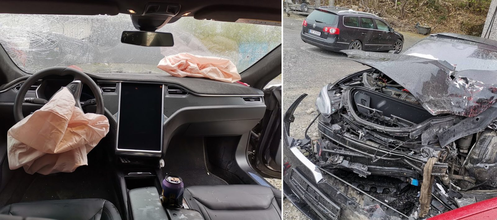 Tesla saved my life', says owner after walking away from