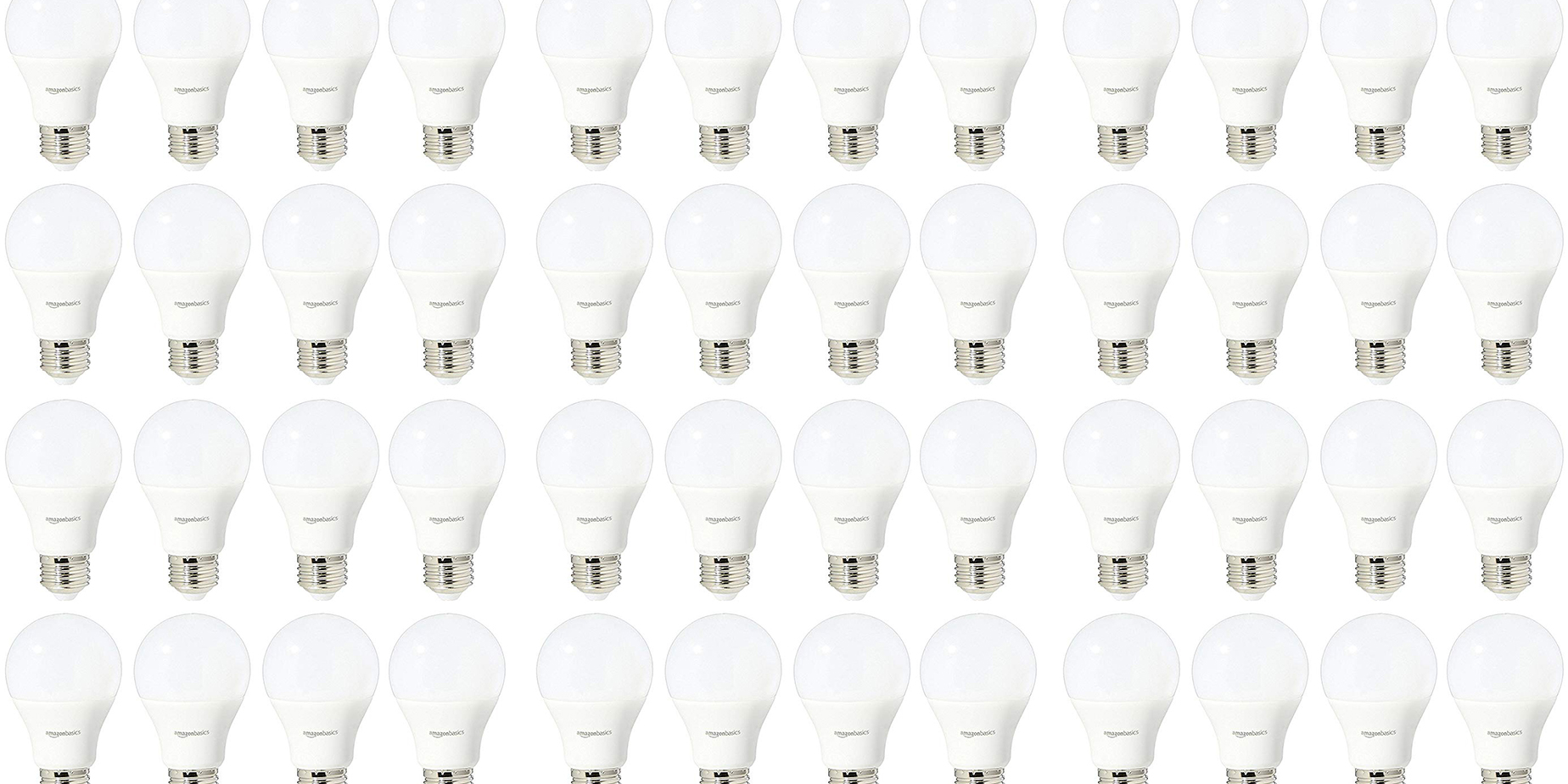 Amazon has a 16-pack of 75W Dimmable LED Bulbs for $52