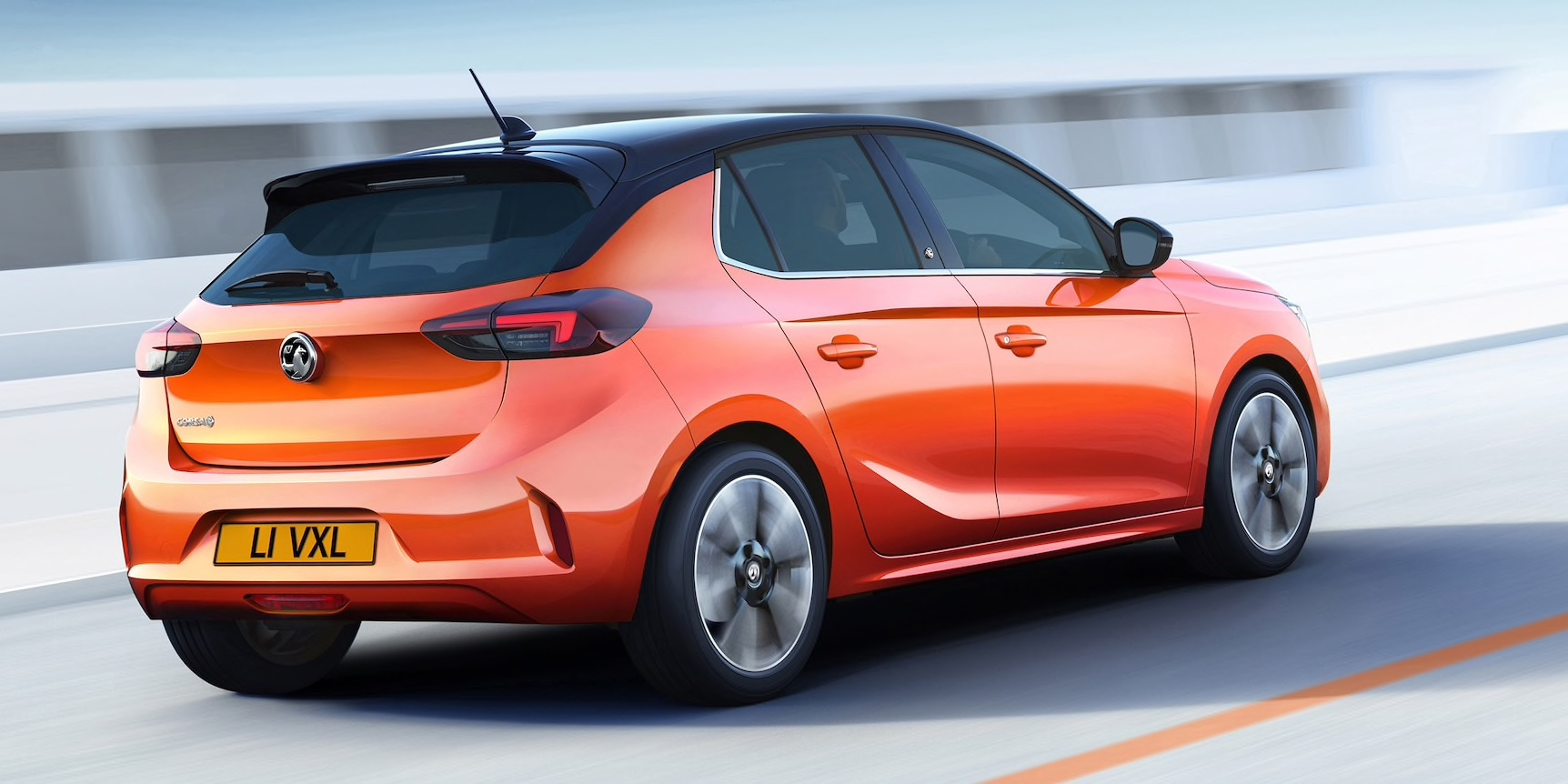 Opel unveils all-electric Corsa-e with 205-mile range