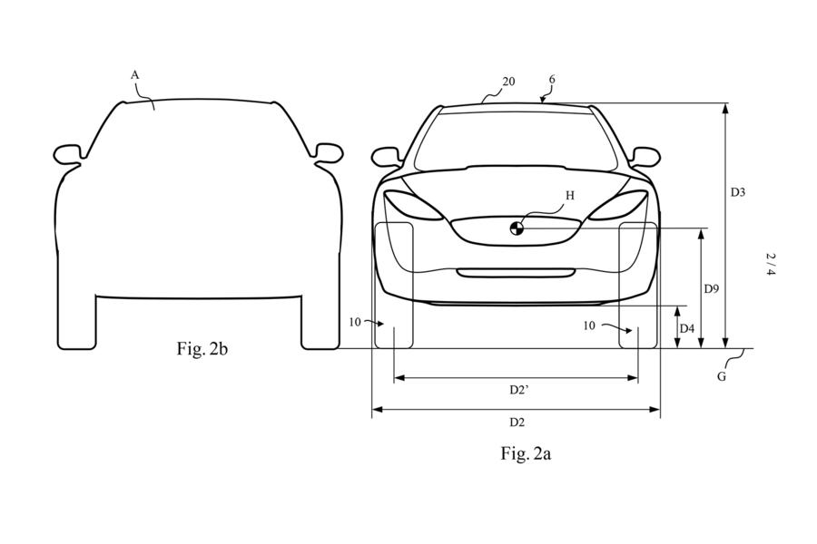 dyson electric car patent
