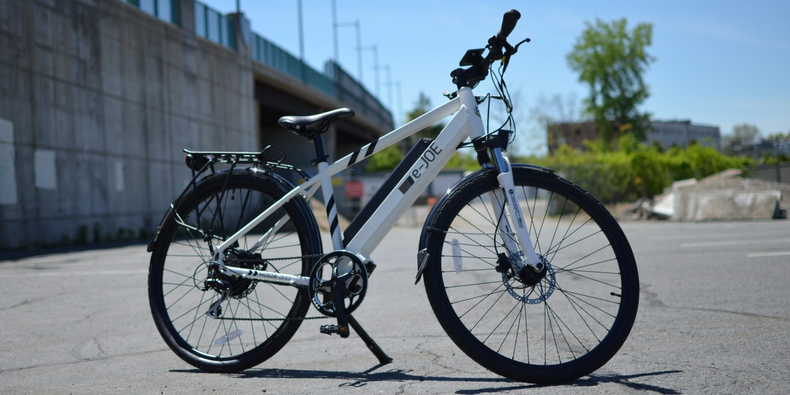 b44c1a08a9f The e-JOE KODA 3.0 electric bike looks a bit like a standard hardtail mount  bike. However, it's really an all-terrain commuter with plenty of battery  to ...