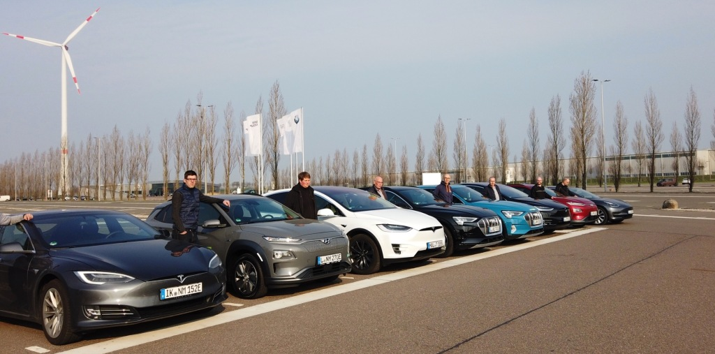 Tesla dominates EV efficiency at high speed, shows extensive test against Kona EV and Audi e-tron