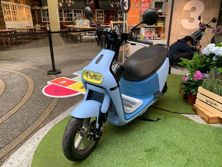 gogoro 3 scooter