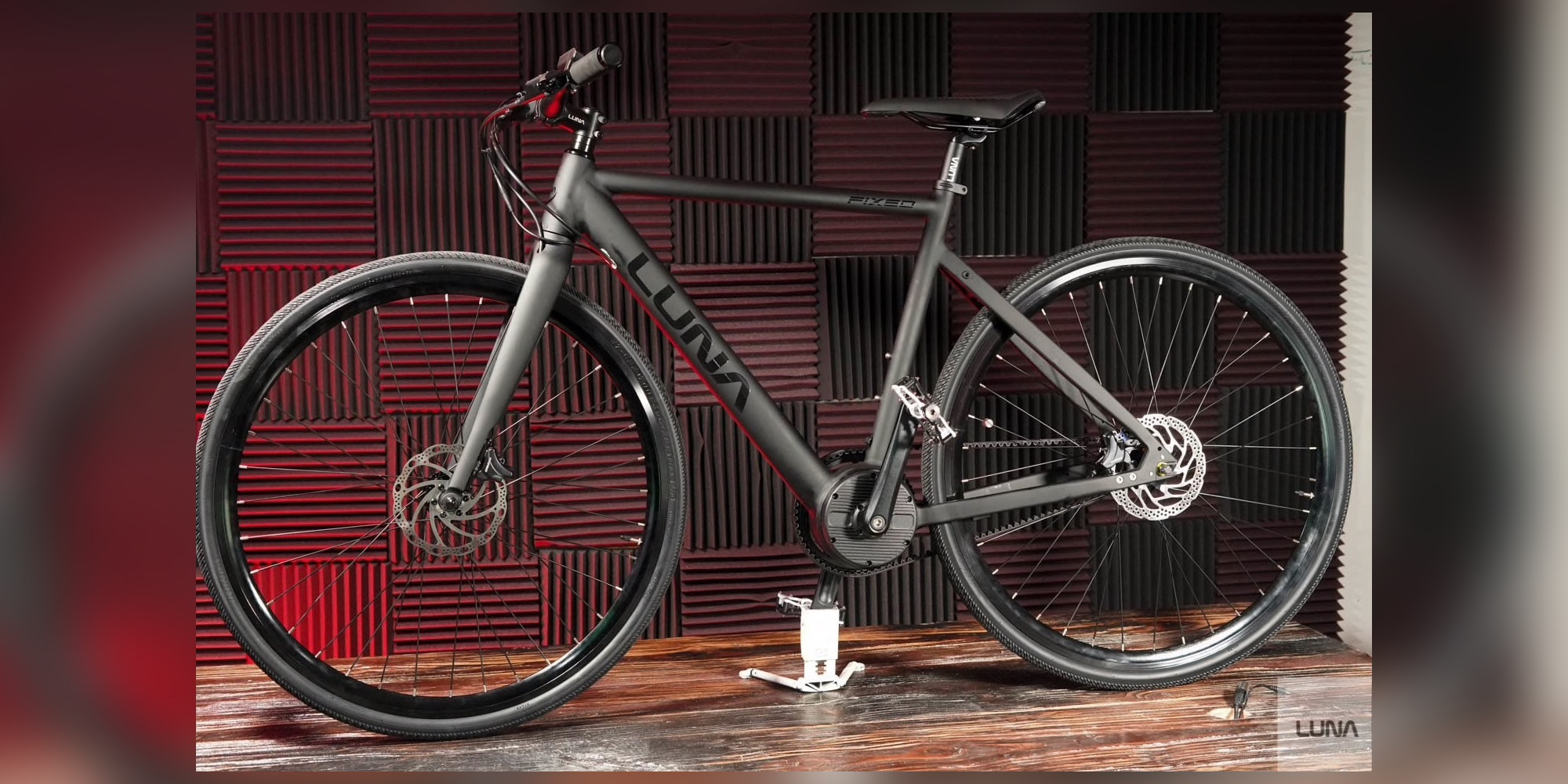 Lunas new Fixed offers hipsters a shockingly affordable stealth electric bike
