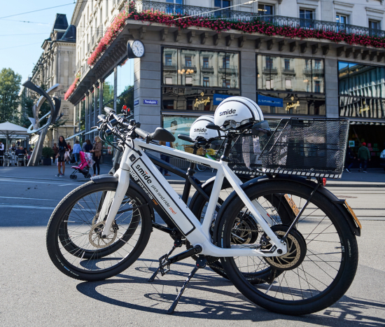This 30 mph shared electric bicycle is the next dockless mobility solution headed for US cities
