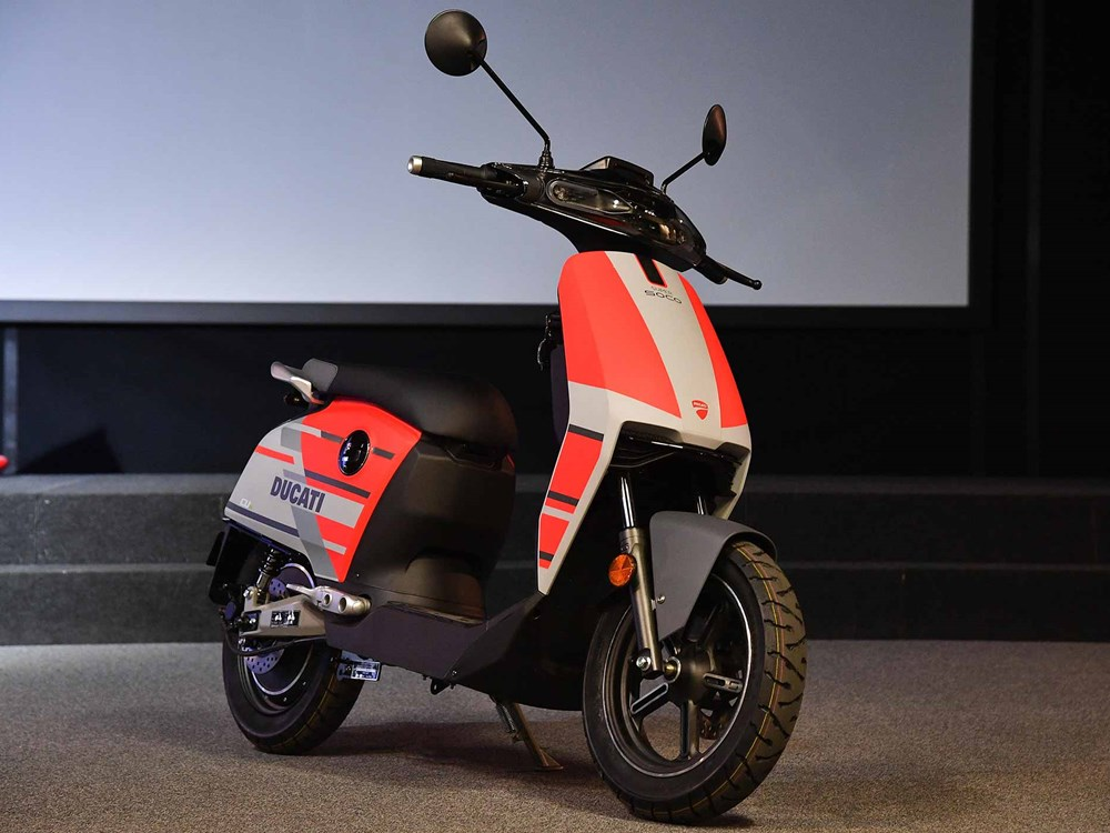 First look at Ducati's new electric scooter – what do you think?