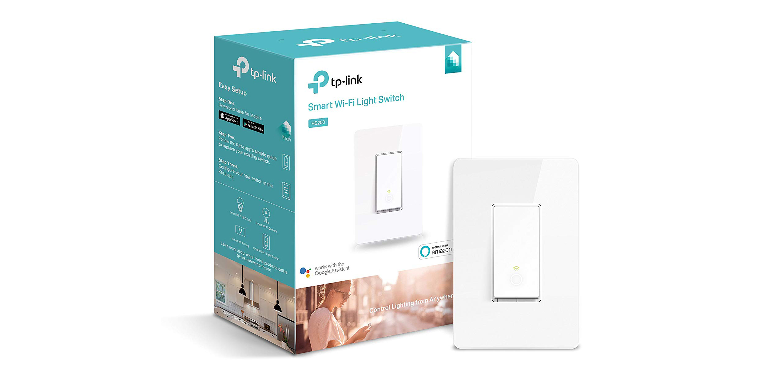 Outfit your home with 3 energy-conscious TP-Link smart switches for $58 in today's best Green Deals