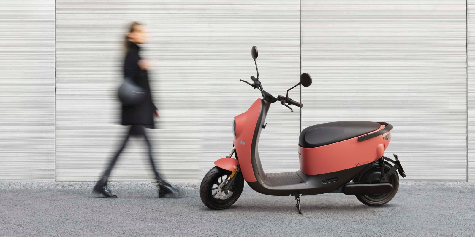 Unu launches affordable 2nd gen electric scooter with 100 km