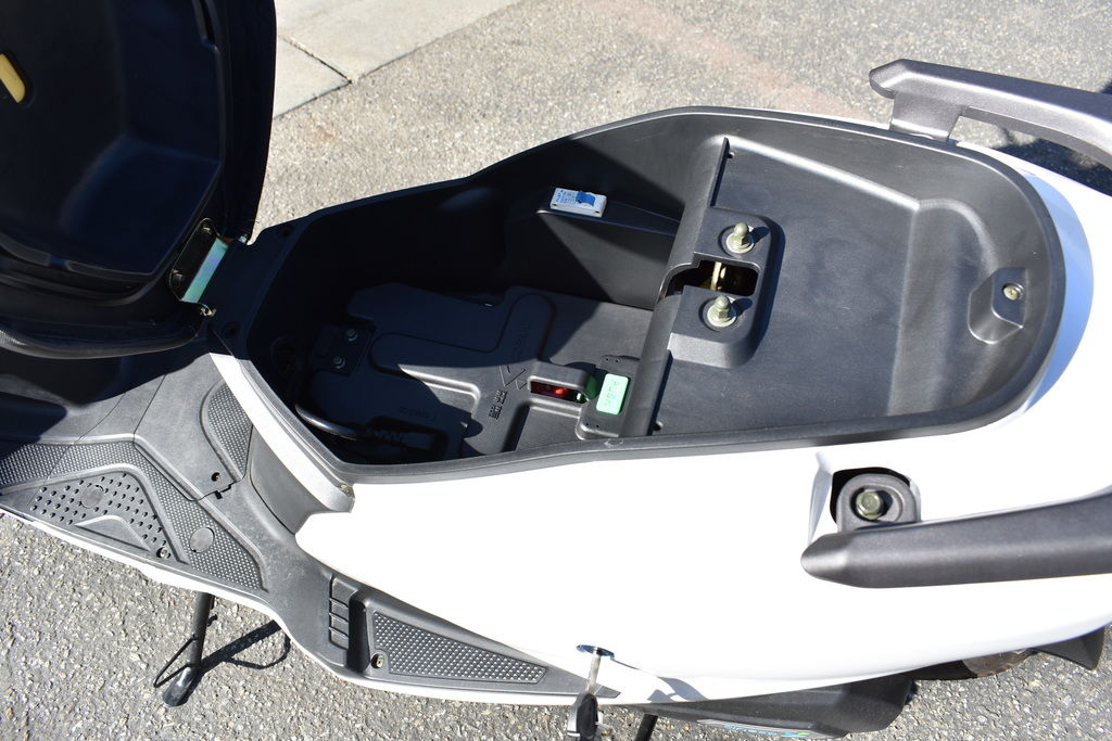CSC The Wiz electric scooter