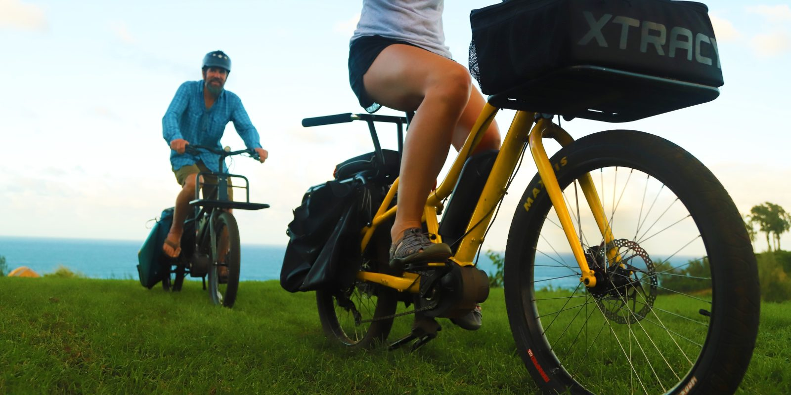 Xtracycle S New Electric Bicycle Morphs Between Regular City Bike Stretched Cargo