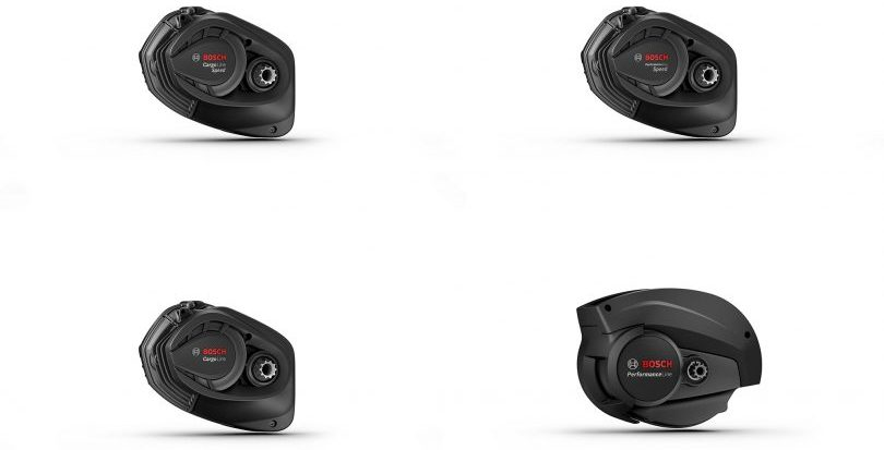 Bosch E-Bike Logo Lid Performance Line GEN2 NEW