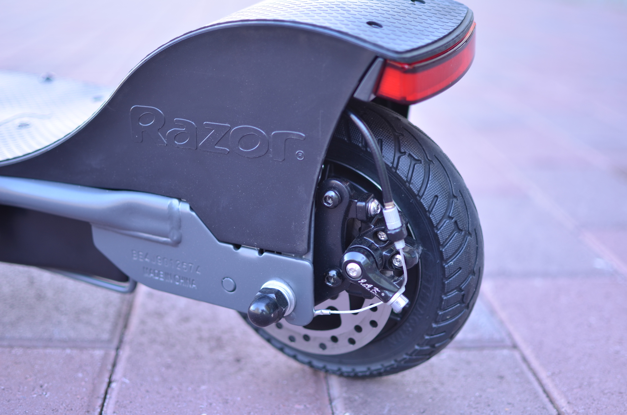Brakes Plus Near Me >> Razor E Xr Electric Scooter Review So Much More Power