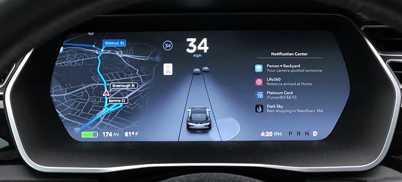 Elon Musk says Tesla could open platform for app/game store as fleet