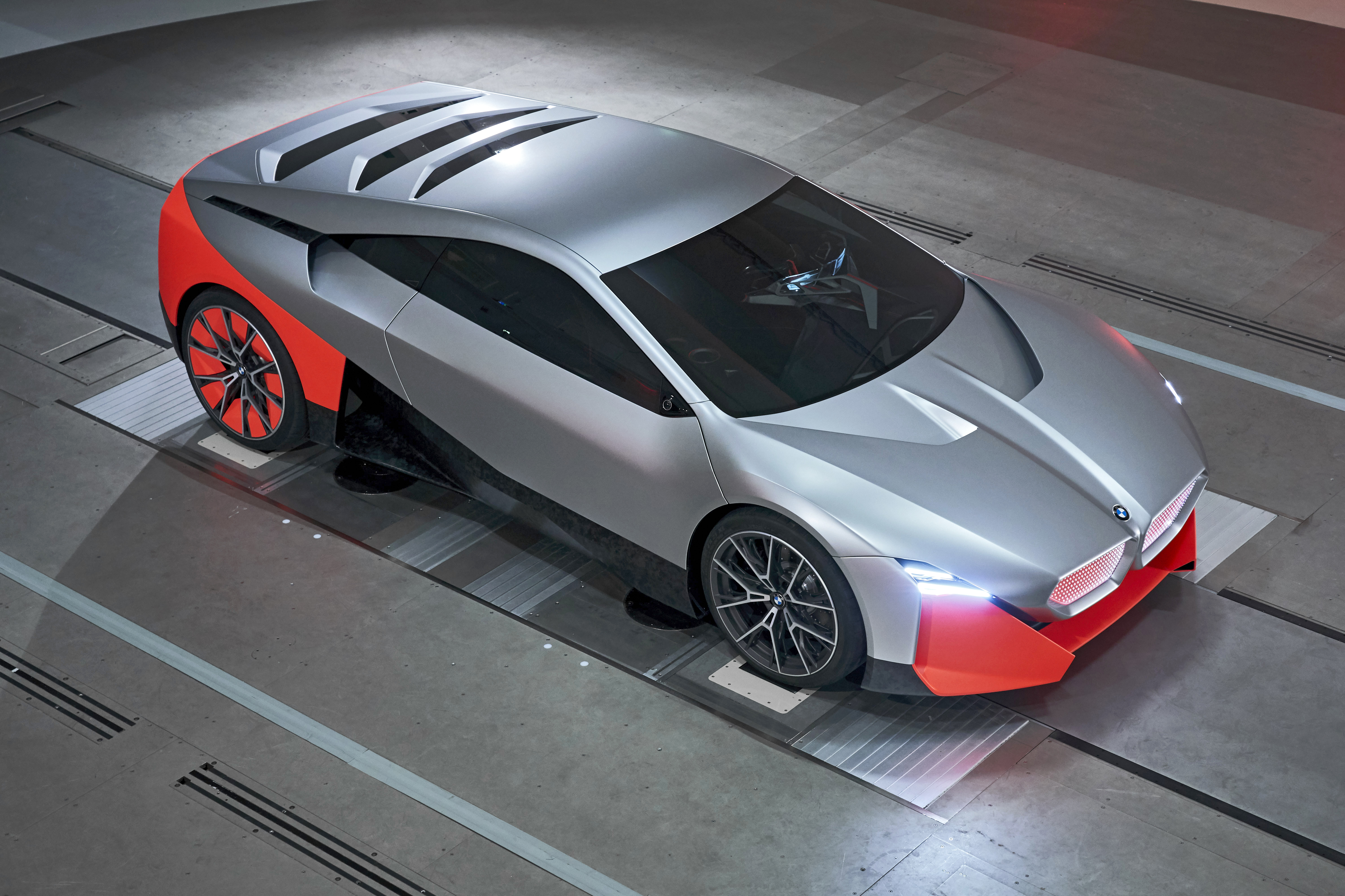 Bmw Unveils Electric Concept That Looks Like Next Gen I8 Sports Car