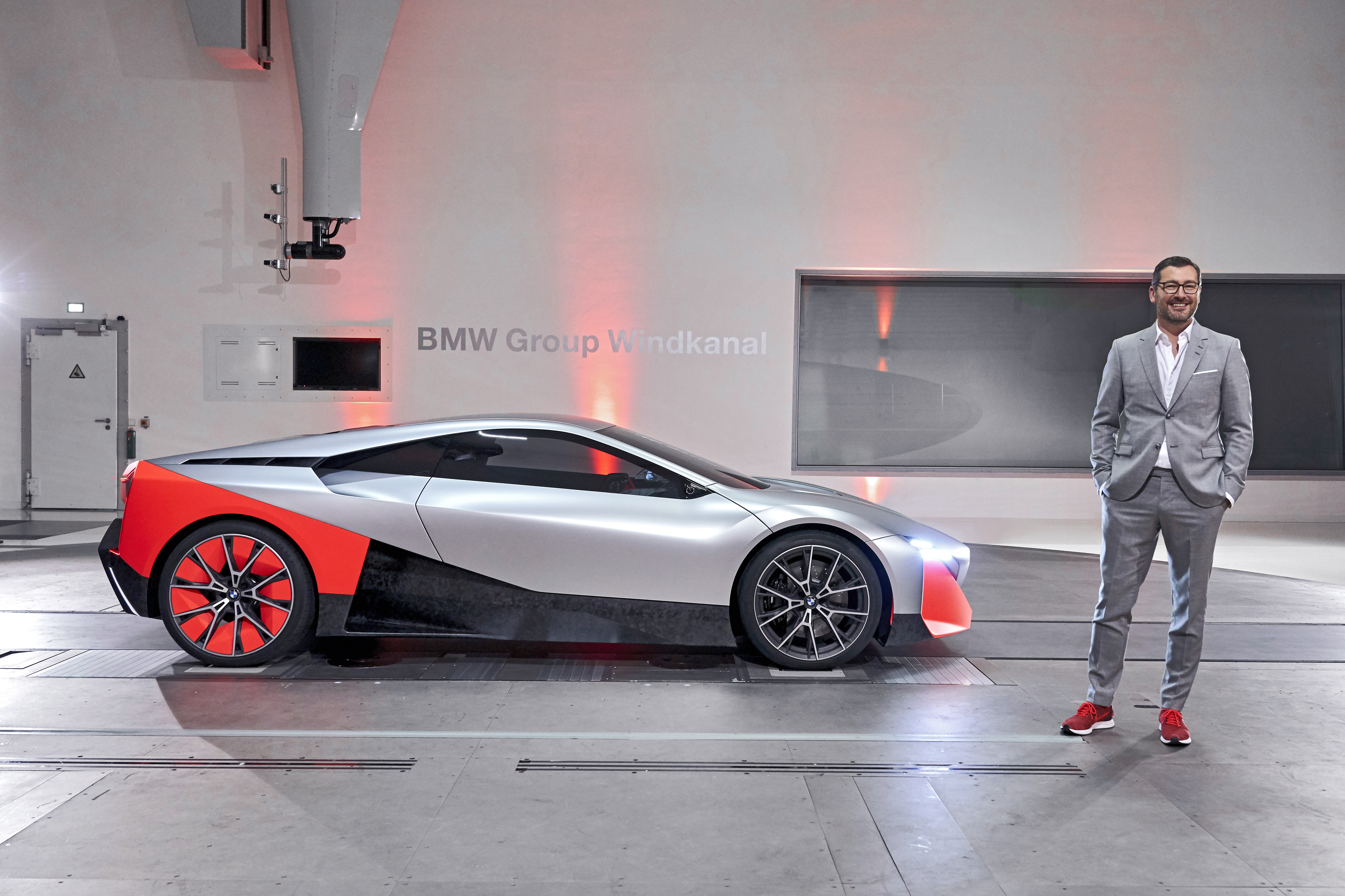 Bmw Unveils Electric Concept That Looks Like Next Gen I8