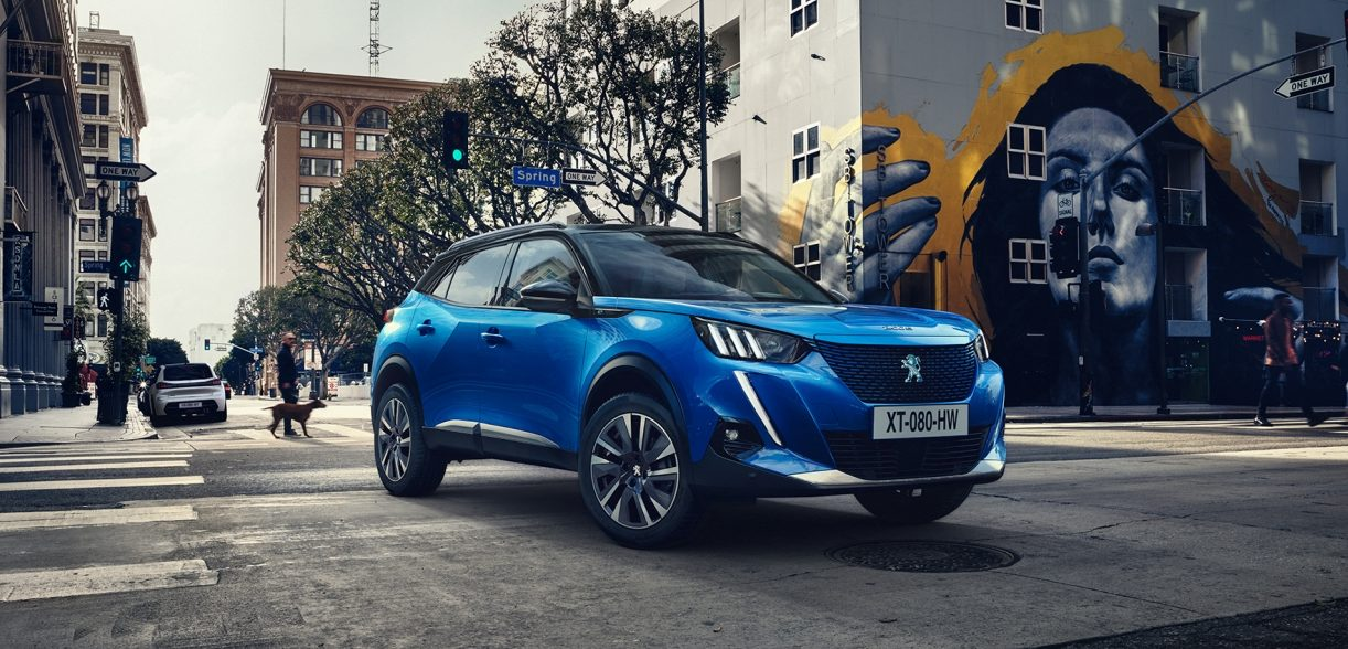 Peugeot unveils stunning new electric SUV with almost 200 miles of range