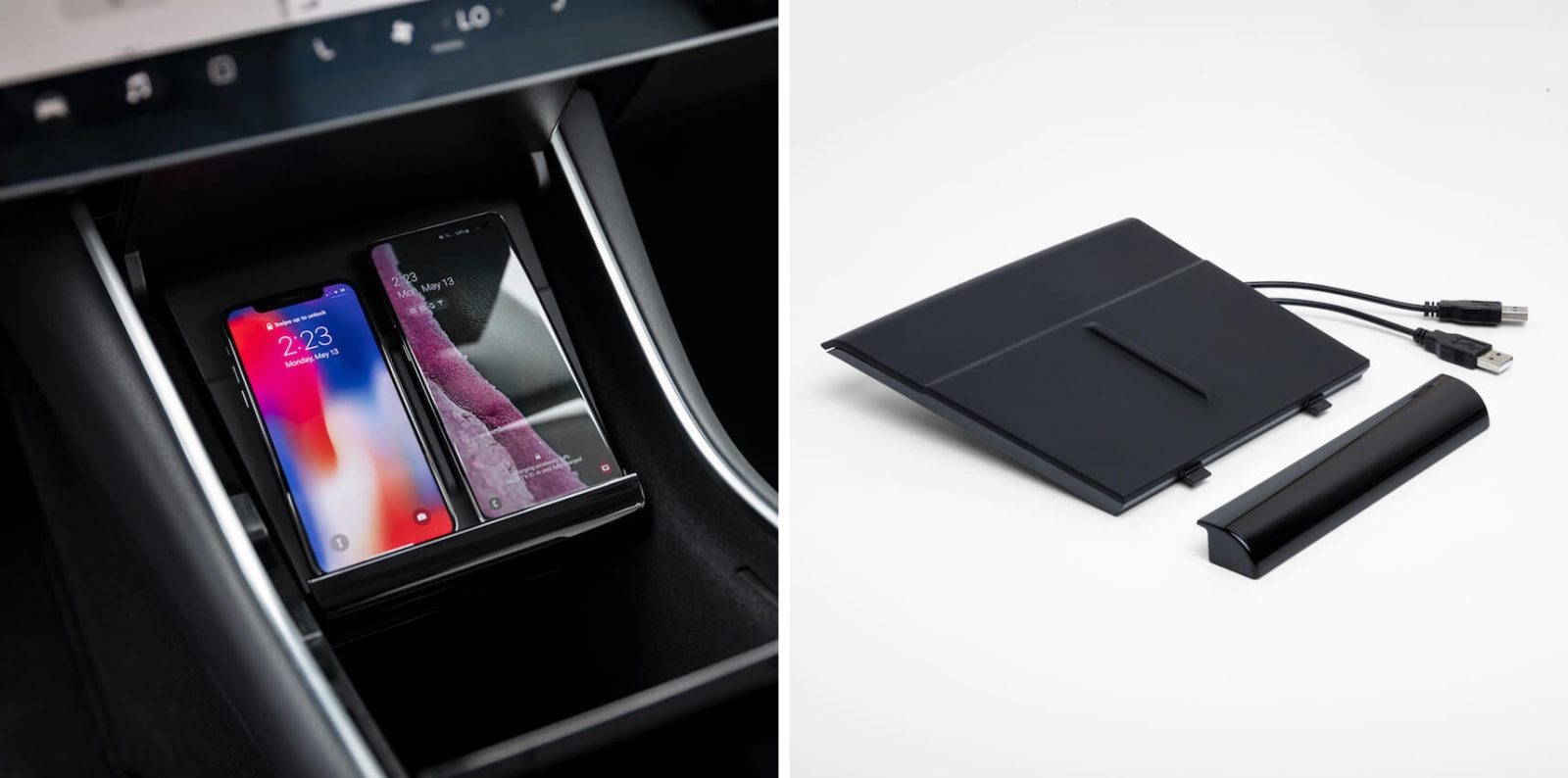 Tesla Launches Model 3 Qi Wireless Phone Charger At A Premium Price Electrek
