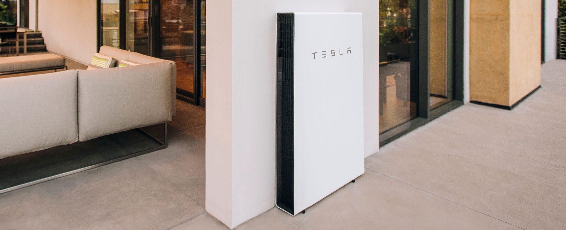 Tesla Home Pack