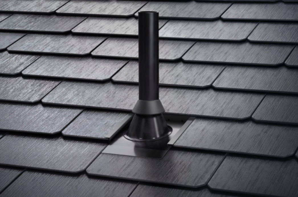 Tesla Roof Shingles >> First Look At Tesla S Solar Roof Tile Technology With Custom