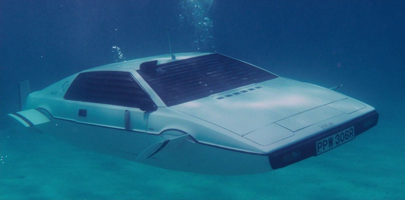 Tesla has a design for an electric submarine car, but don't hold your breath - Electrek
