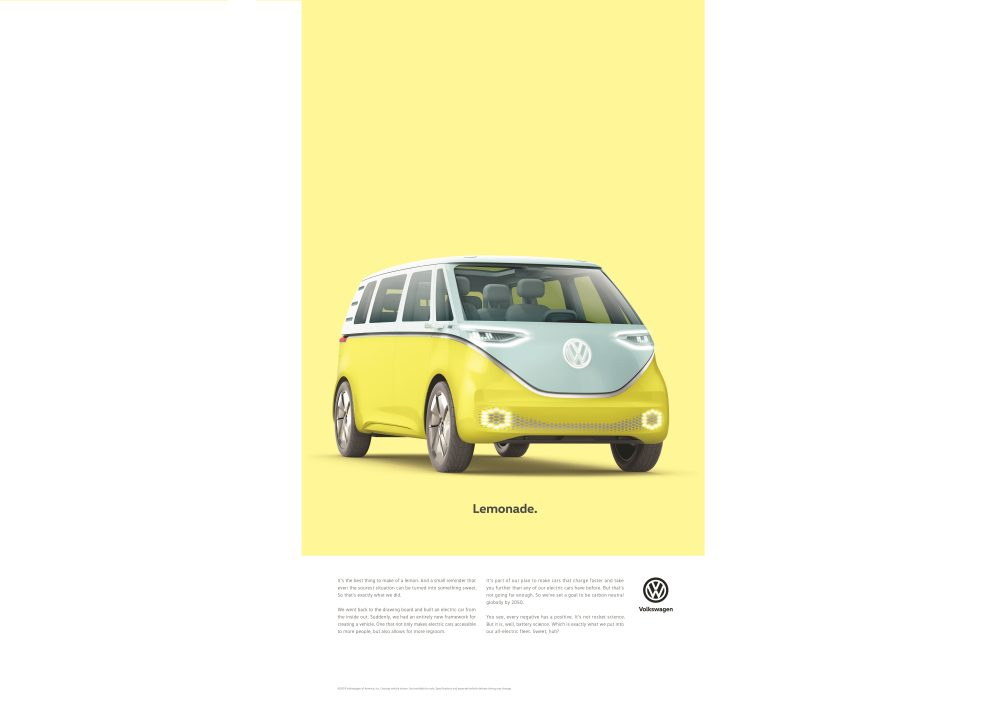 VW's 'Drive Bigger' campaign makes ID  BUZZ electric bus
