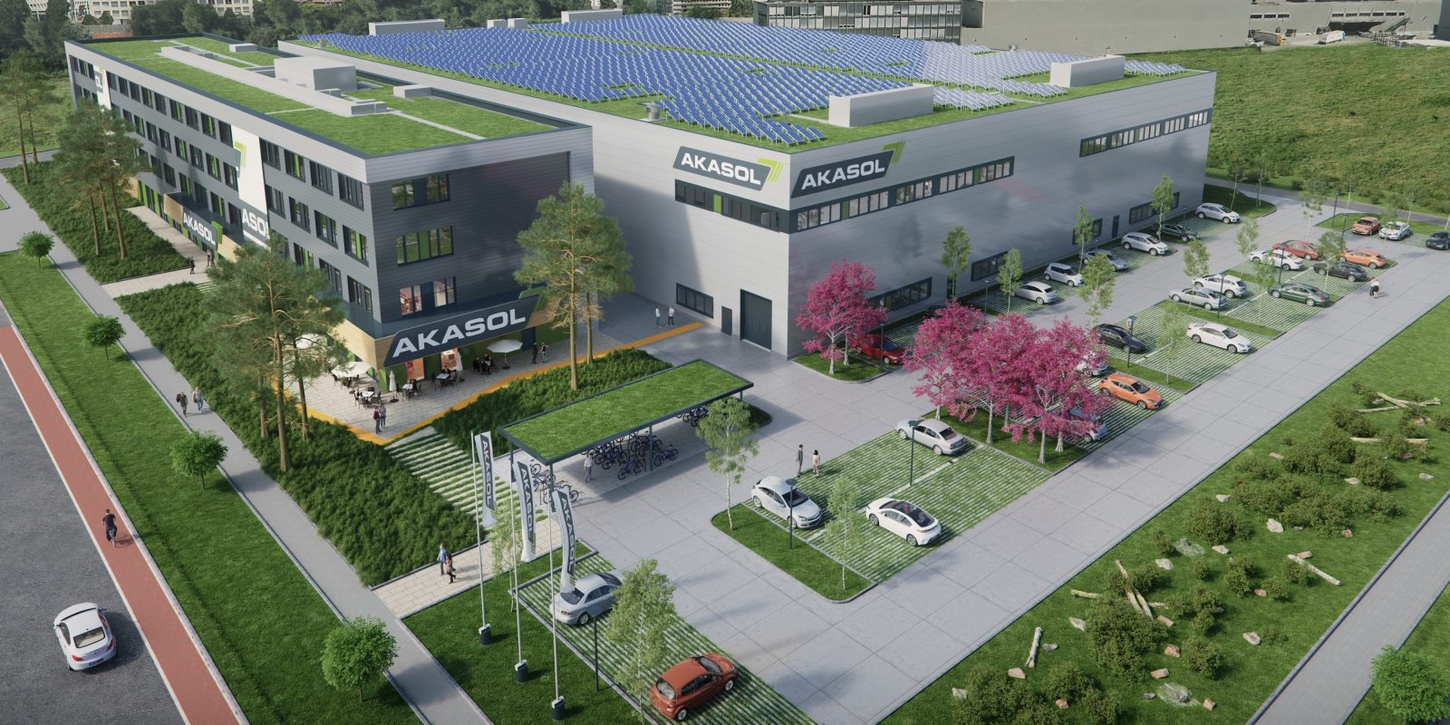 German EV battery maker Akasol to build first North American plant in metro Detroit