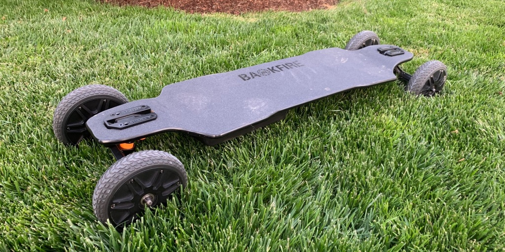 Review Backfire Ranger X1 Electric All Terrain Skateboard