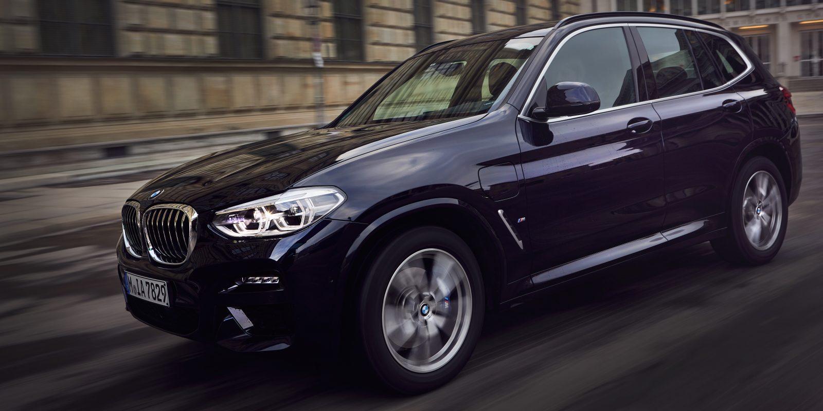 BMW PHEVs will have forced geofenced EV mode in emission-free zones, rewards