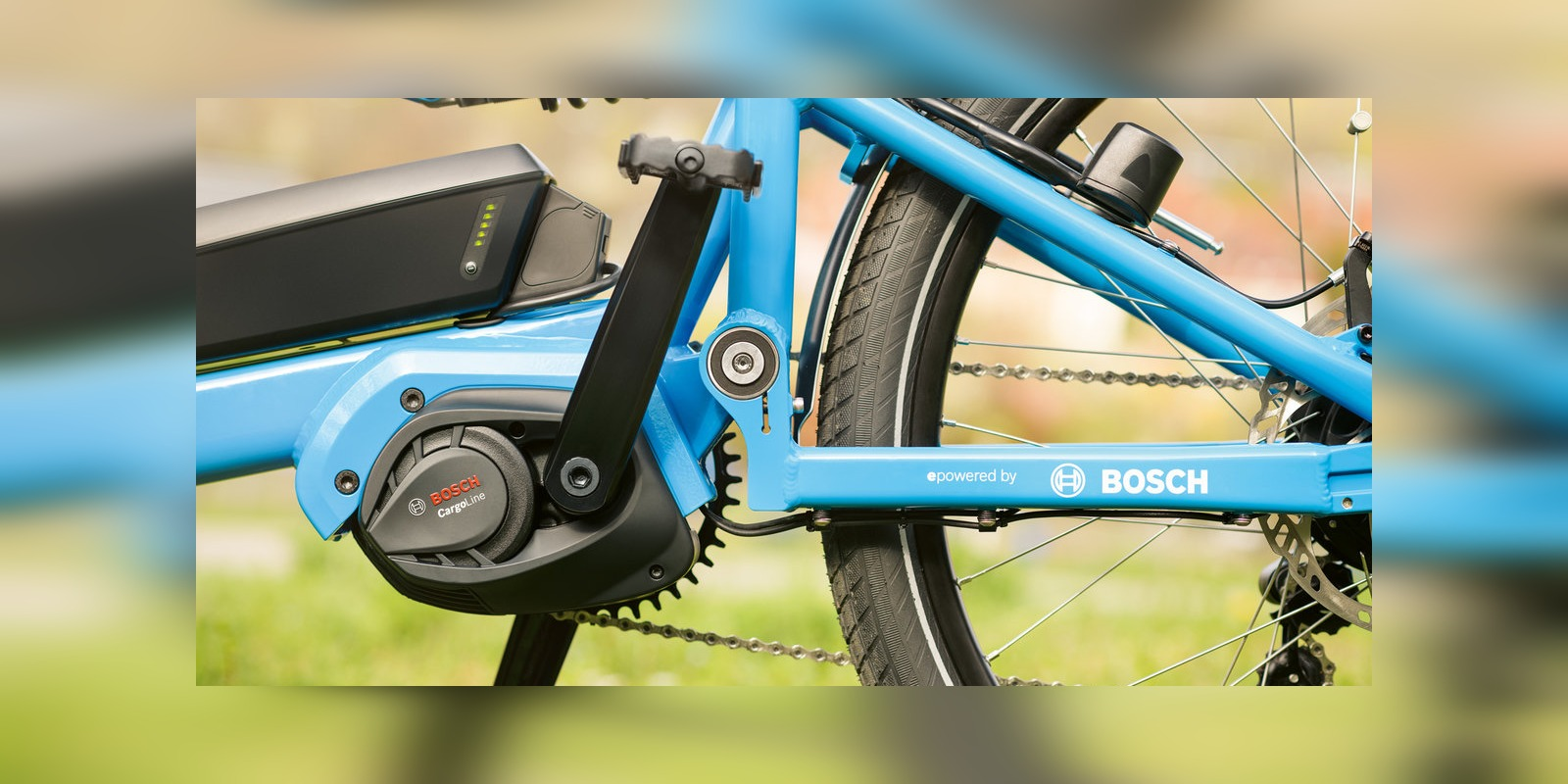 Bosch Unveils New 2020 E Bike Motors And Batteries But
