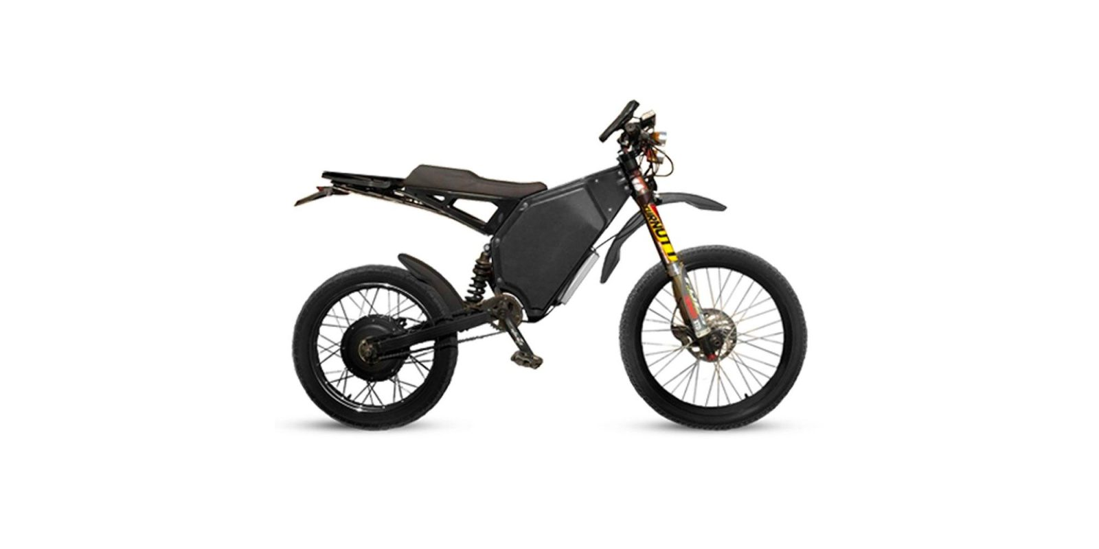 Delfast's new 50 mph (80 km/h) electric bicycle stretches the word 'bicycle'