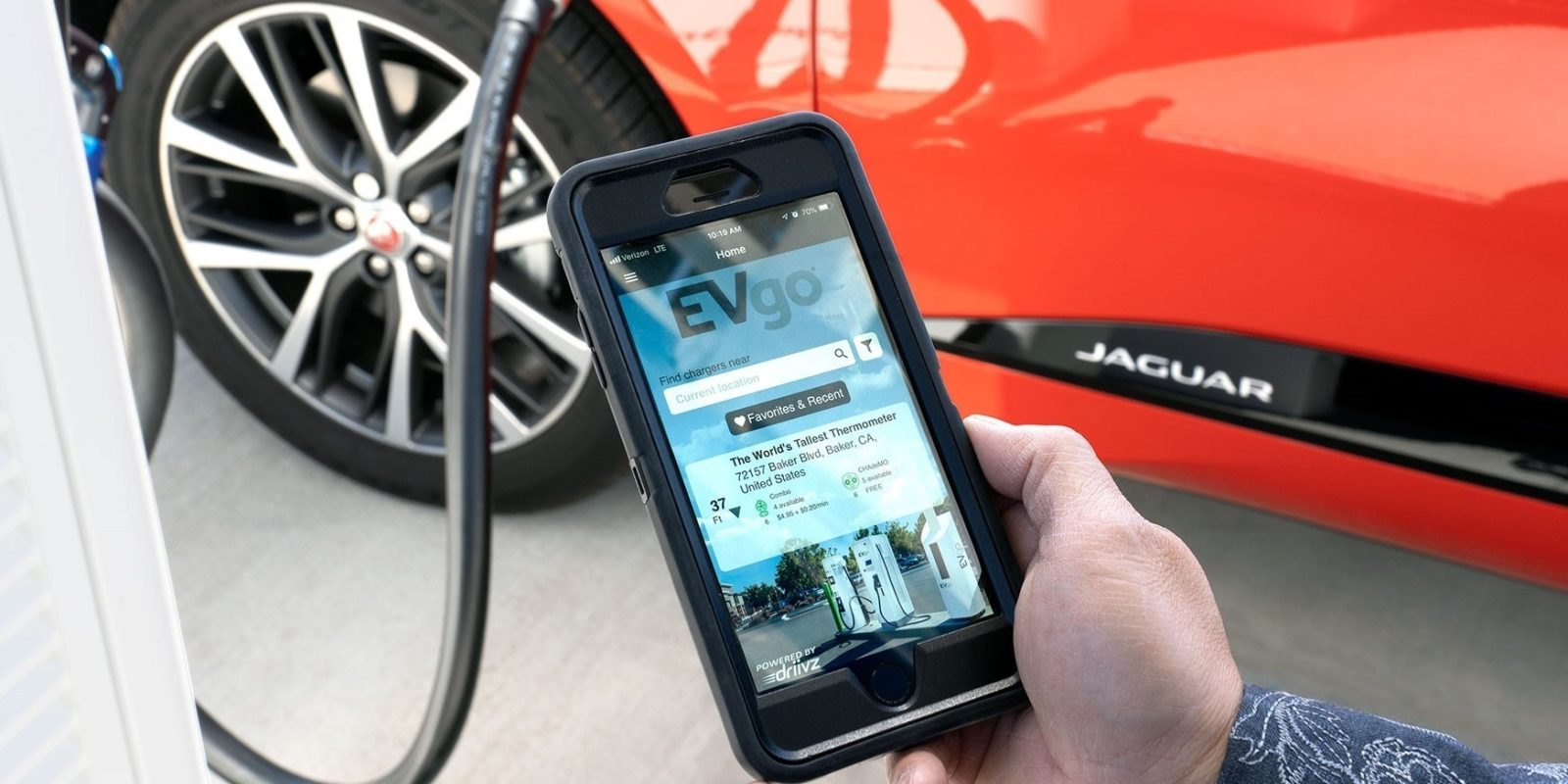 EVgo announces roaming agreements with ChargePoint, EV Connect for easier charging access