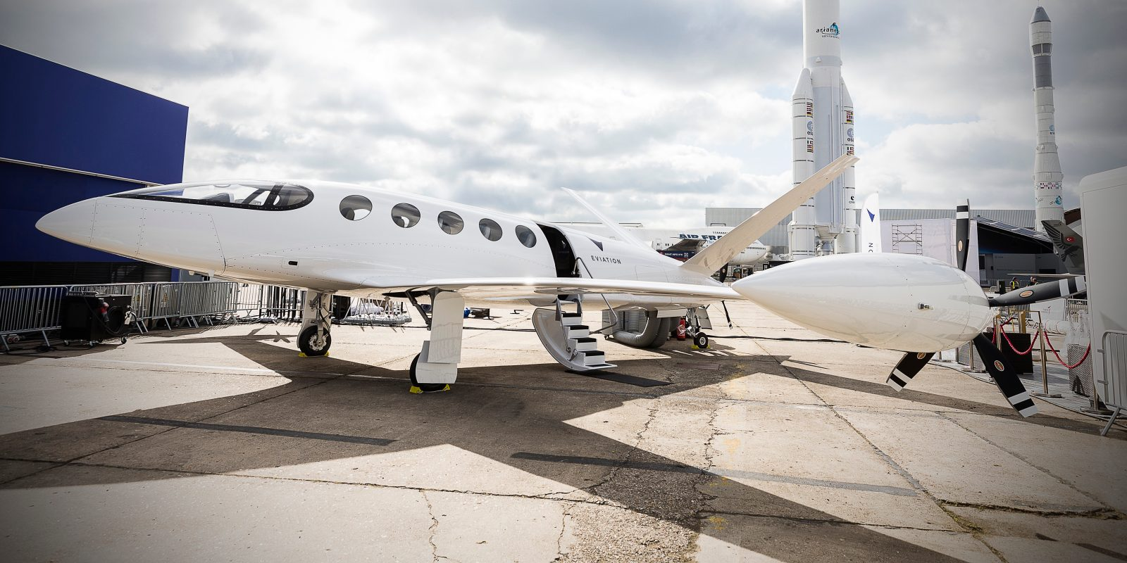 Eviation's all-electric Alice airplane coming to US regional airline Cape Air by 2022