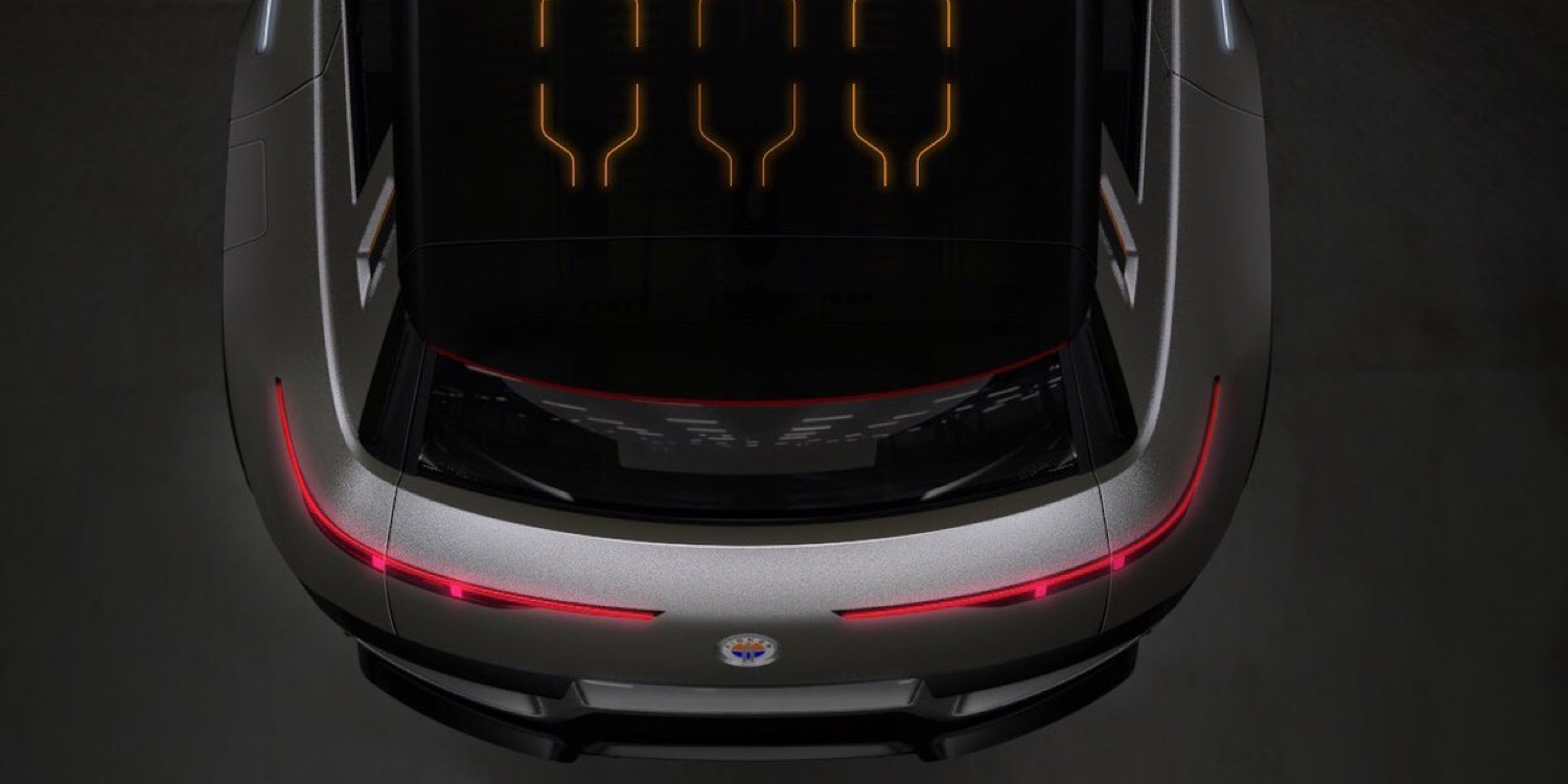 Far From Production Fisker Continues To Tease Its