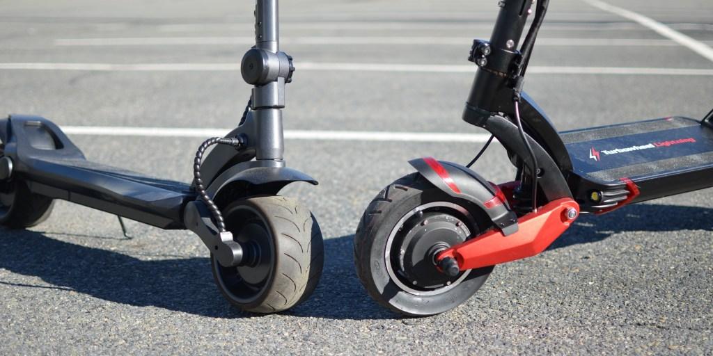 Widewheel Vs Boosted Rev Vs Turbowheel Lightning