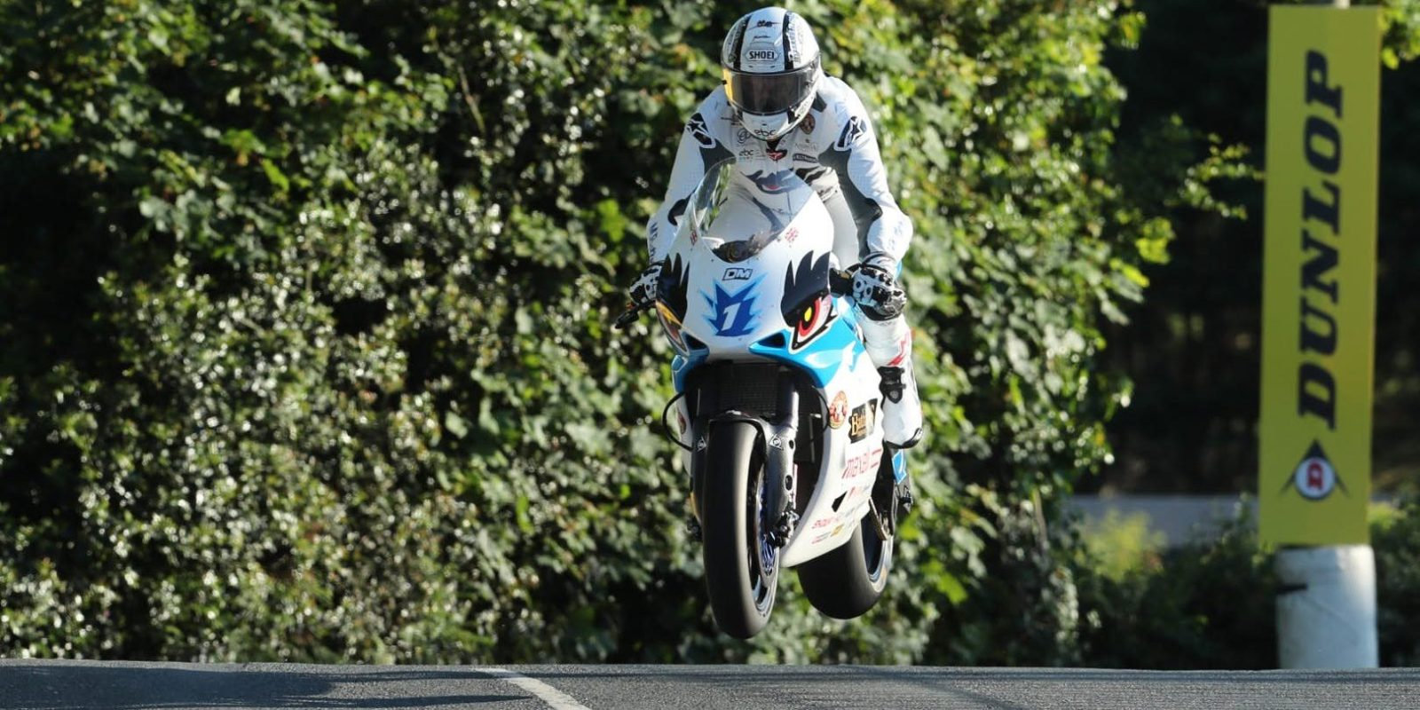 Electric motorcycles break records at the brutal Isle of Man TT Zero race