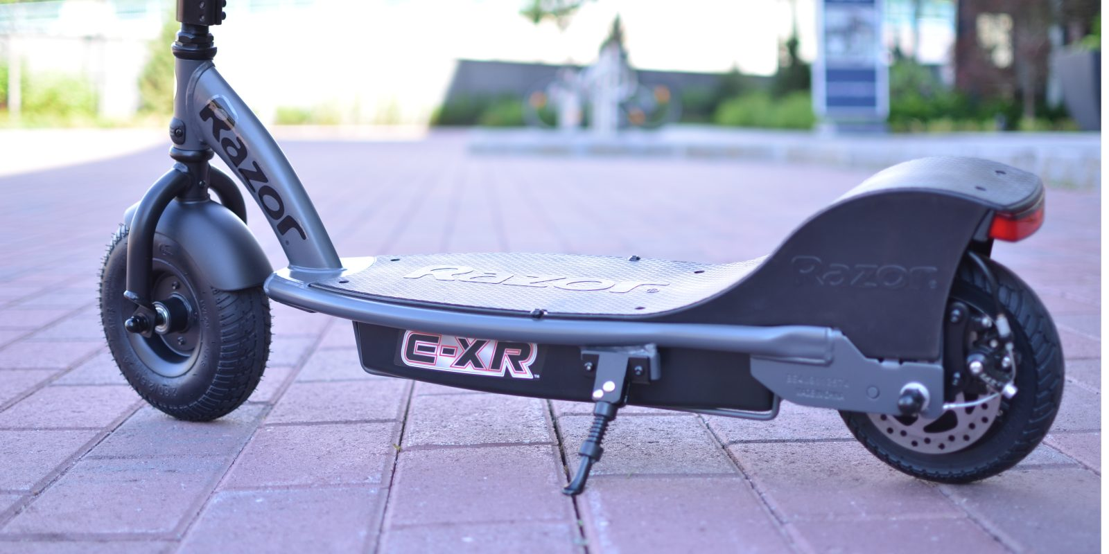 Razor E Xr Electric Scooter Review So Much More Power Electrek