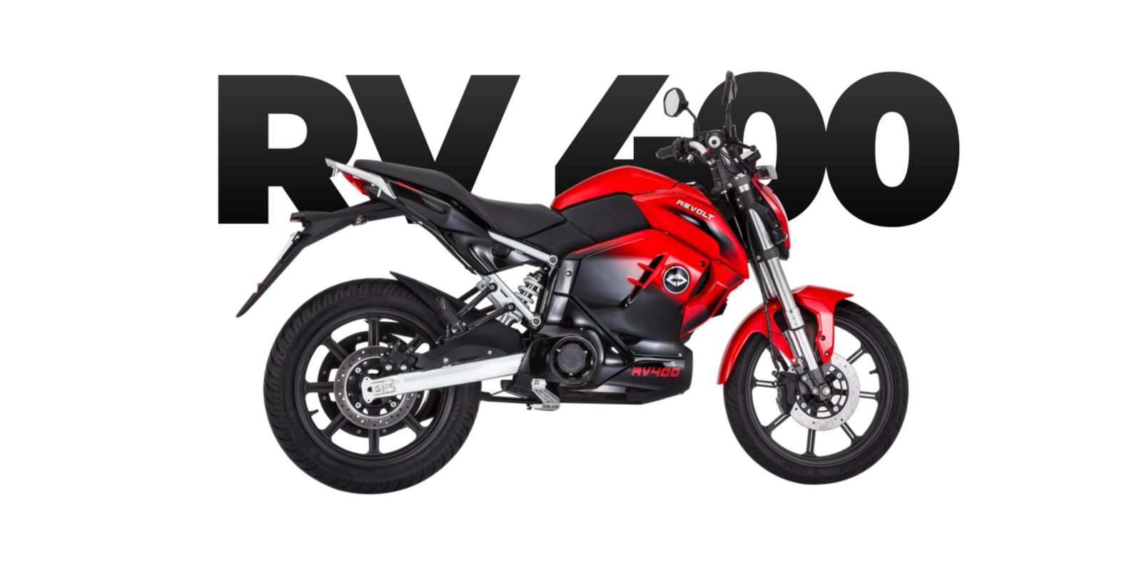 Revolt unveils 125cc class electric motorcycle with nearly 100 mile range