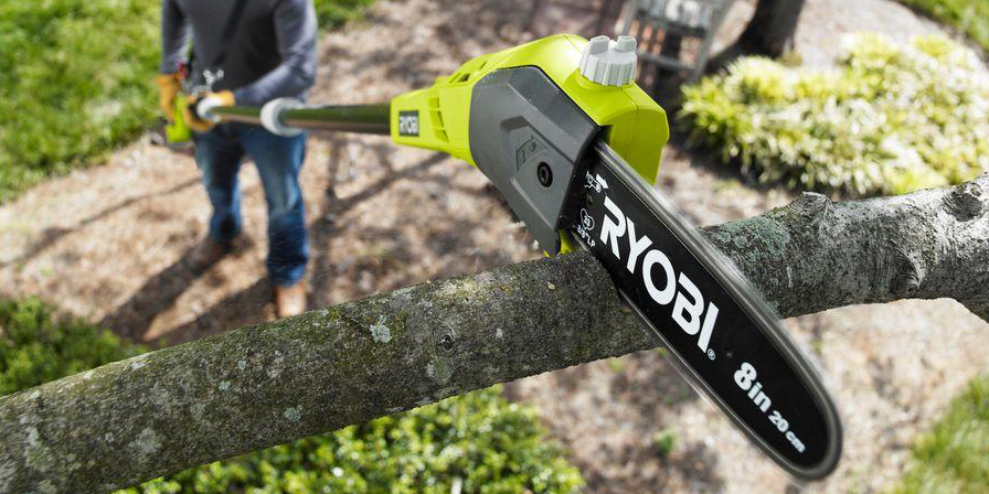 Pick up Ryobi's electric pole saw for $99 in today's Green Deals, plus scooters, more