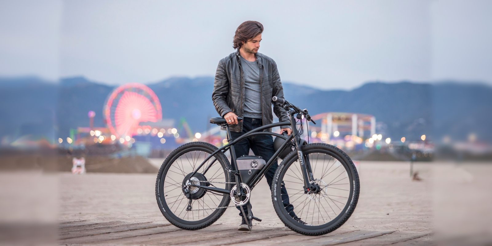Vintage Electric introduces off-road version of their 28 mph retro e-bikes