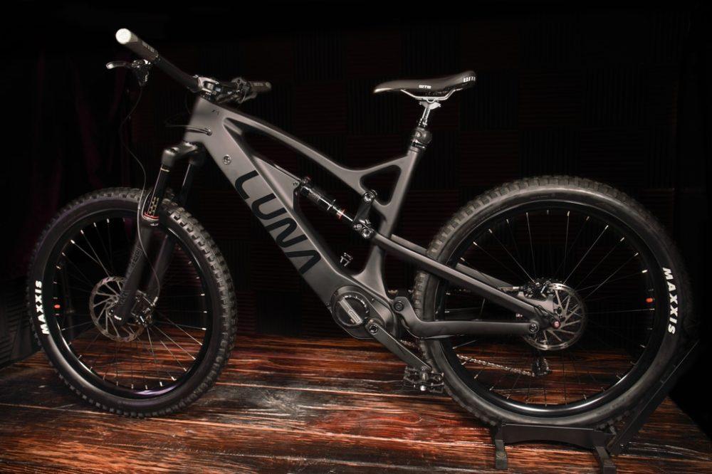 Luna X-1 FS Enduro electric bike
